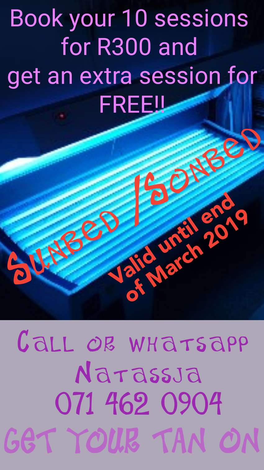 Sunbed Sessions 0