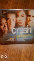 """Film """"Crash"""" w greckiej wersji językowej. Płyta DVD."""