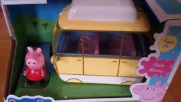TM Toys Kamper Peppy z figurką