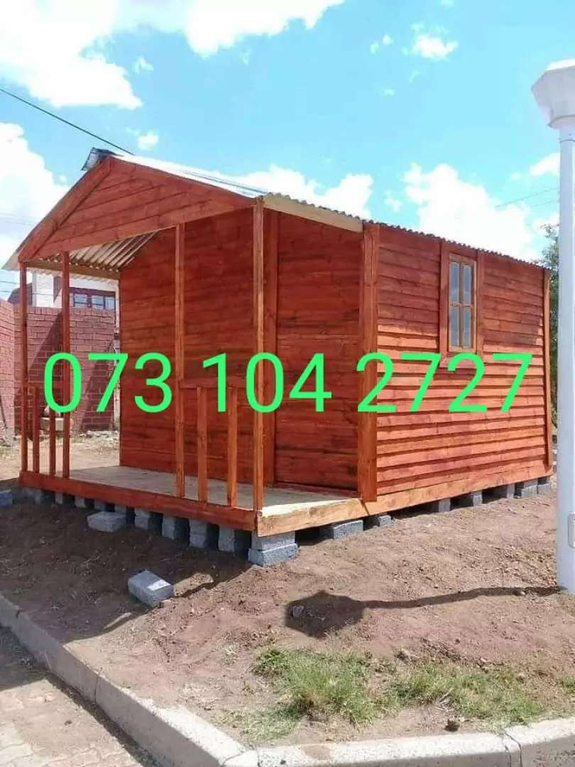 Wendy houses and log cabins for sell 0