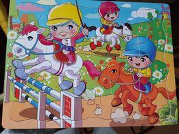 Пакет первых игрушек и пазлов