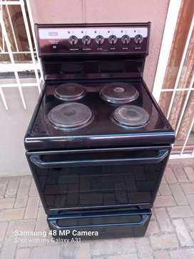 4 plate with oven