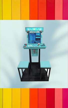 Arcade Game Coin Operated Pandora's Box 3D Plus 2400 in 1 Video Games