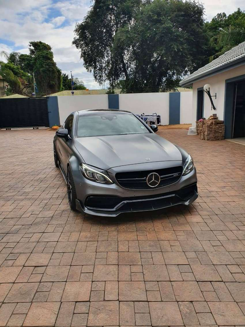 2017 C63S coupe 0