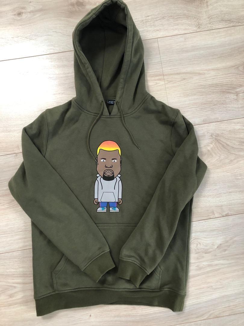 Kanye West custom mikina 0