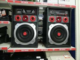 Speakers Ecco DJ08