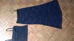 bluzka i spódnica wieczorowa firmy MAKALU