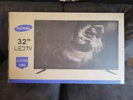 Yachita 32 inch led brand new