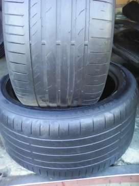 Two back tyres for x5 and x6 BMW size 315/35/20 run flat now available