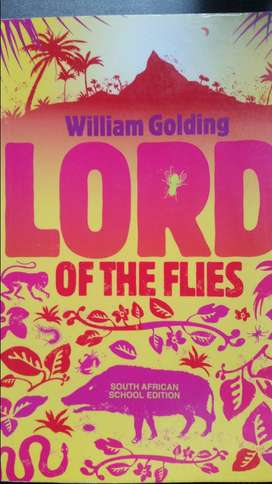 Lord of the Flies - William Golding School Edition book for sale