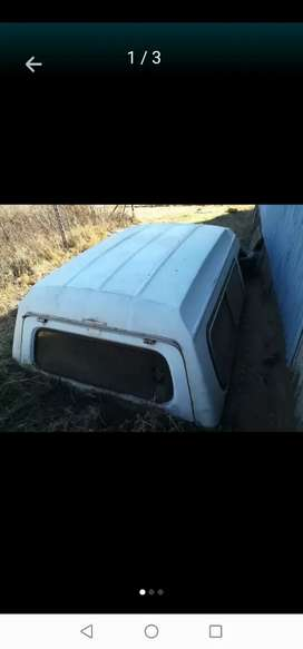 Ford 1971 Ranchero canopy, good condition R1500. Frik from Nigel