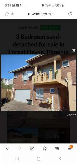 Flat for Rent - Foresthaven - R5500