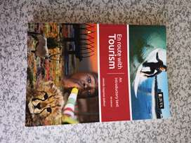 En route with tourism (secondhand textbook for sale)