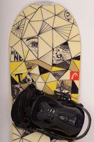 Deska snowboardowa HEAD Tribute JR R Rocka 140cm
