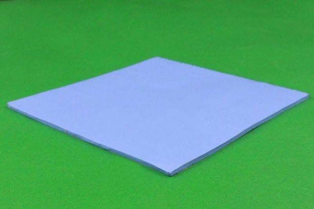 Термопрокладка синяя от 0.5 до 3.5мм термоинтерфейс термопаста Черкассы - изображение 6