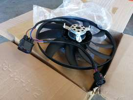 VW RADIATOR COOLING FAN