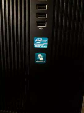HP Elite 8300 i7 Tower