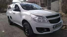 CHEVROLET UTILITY 1.4 WITH CANOPY  AND SPARE KEYS