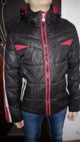 Куртка зимняя на мальчика 13-15 лет .FXY sport.