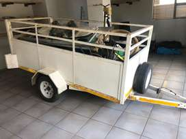 Trailer in good working condition