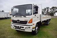 Image of Toyota Hino Dropside HINO 500-/With Tag Axle Truck R60800!!!