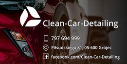 Sprzątanie polerowanie samochodów pranie tapicerki szykowani DETAILING