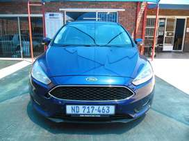 Ford Focus 1.5 Ecoboost trend A/T Auto Deal