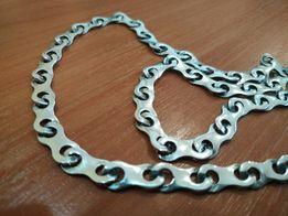 Эксклюзивная мужская цепь, серебро 925