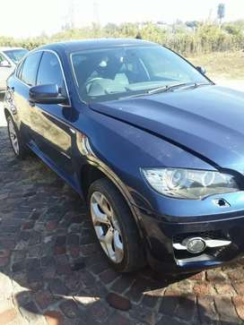 BMW E71 X6 FOR STRIPPING FOR PARTS N63 ENGINE X6