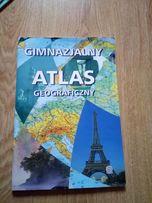 Atlas geograficzny gimnazjalny
