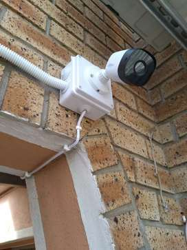 Cctv and Home Alarm Systems Installation