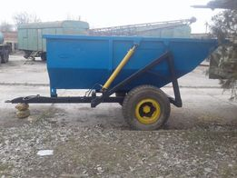 Продам прицеп тракторный НТС-5 (Лодка)