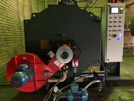 Steam & Hot water Boilers for sale