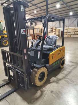 LIUGONG 2 TON LITHIUM-ION ELECTRIC FORKLIFT