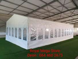 Frame tents for medical and isolation purposes