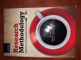 Research methodology textbook