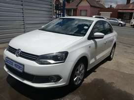 2015 Volkswagen Polo 6 1.6 Sedan