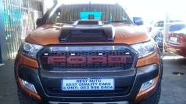 2016 Ford Ranger 3.2 Engine Capacity with Automatic Transmission