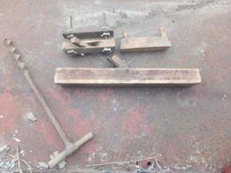 Столярні інструменти