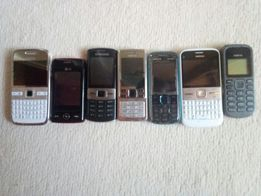 Телефоны Nokia,Lg,Samsung на запчасти!