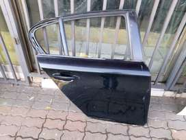 Bmw E87 1 series right back door with glass