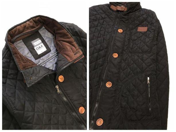 Мужская Стеганая демисезонная куртка размер М Херсон - изображение 4