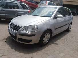2007 Volkswagen Polo 1.6 For Sale.