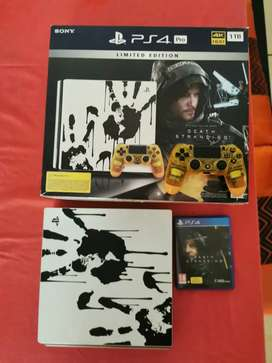 DEATH STRANDING PS4 PRO 1TB COLLECTION
