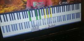 Contact me for Piano lessons