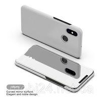 Чехол книжка на Huawei P Smart Plus / Nova 3i зеркальный на п смарт +