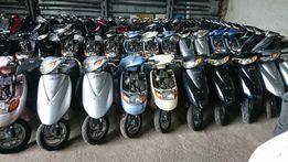 Скутеры из Японии. Honda Dio Без пробега по Украине. Категория А