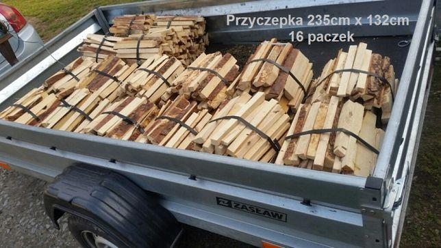 Rozpałka sosnowa - do kominka i rozpalania, podpałka do pieca, olcha Olesno - image 4