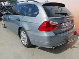2006 BMW 320 3 Series Estate
