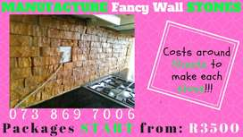 Wall Stone Manufacturing